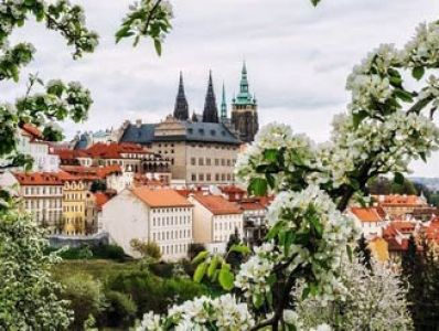 подобрать отель в Праге